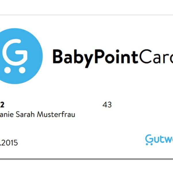 Baby-Point-Karte