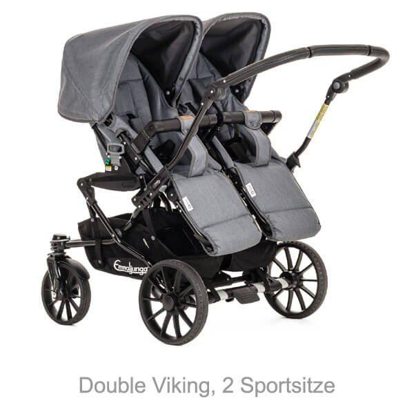 Double Viking 2 Sitze
