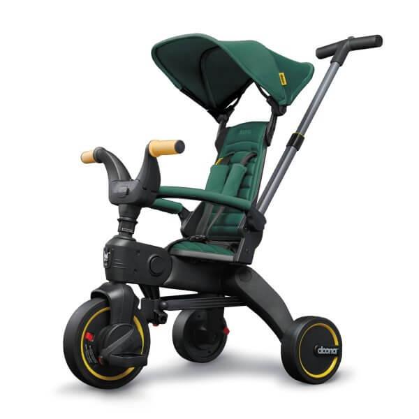 Liki Trike S5 Racing Green