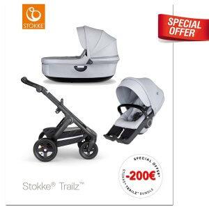Stokke Trailz Bundle Aktionspreis