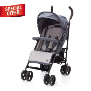 Fillikid Buggy Explorer Grau Melange Aktion