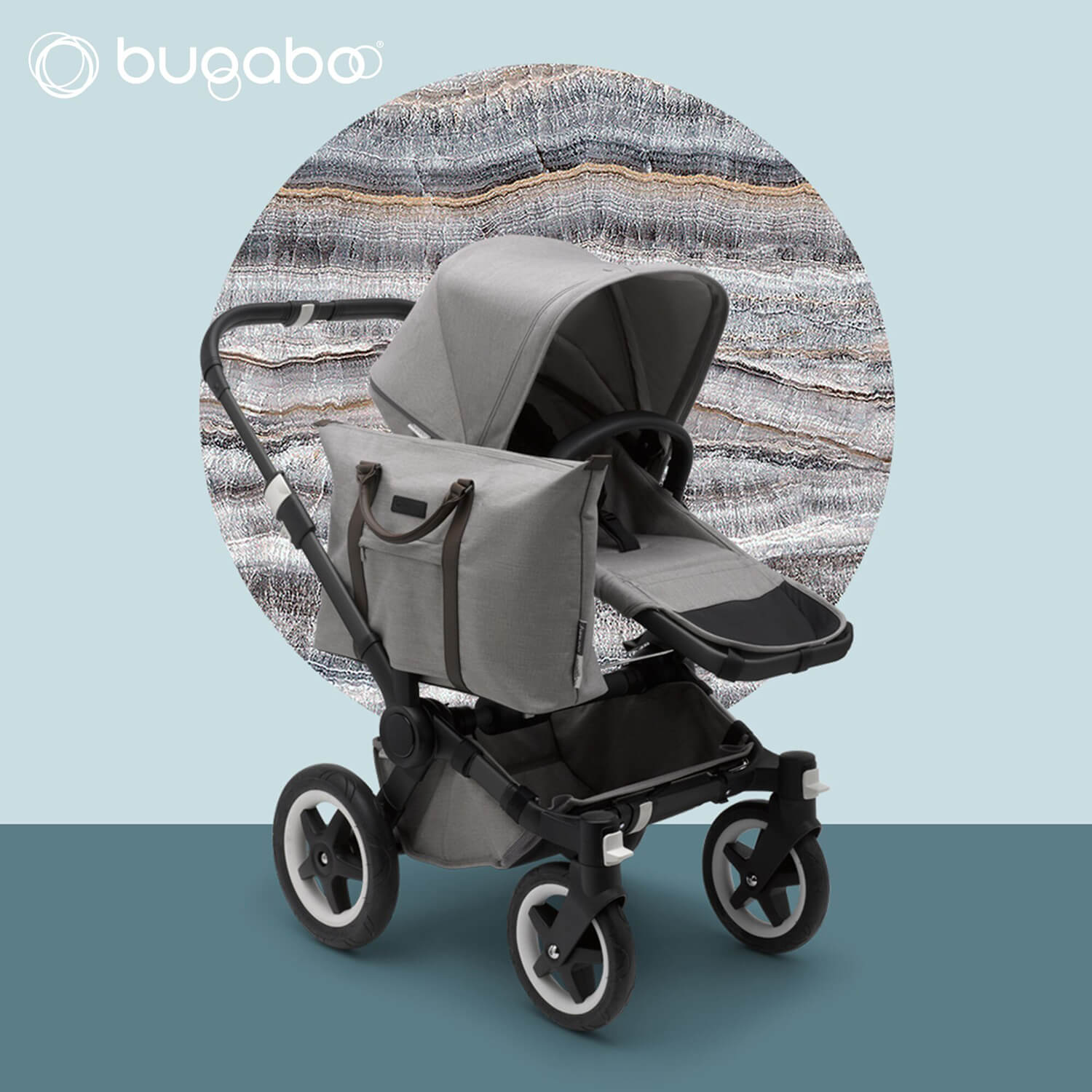 Bugaboo Donkey Mineral Collection