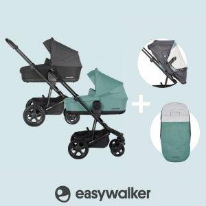 Easy Walker Harvey2 Aktion: Fußsack und Regenschutz gratis!
